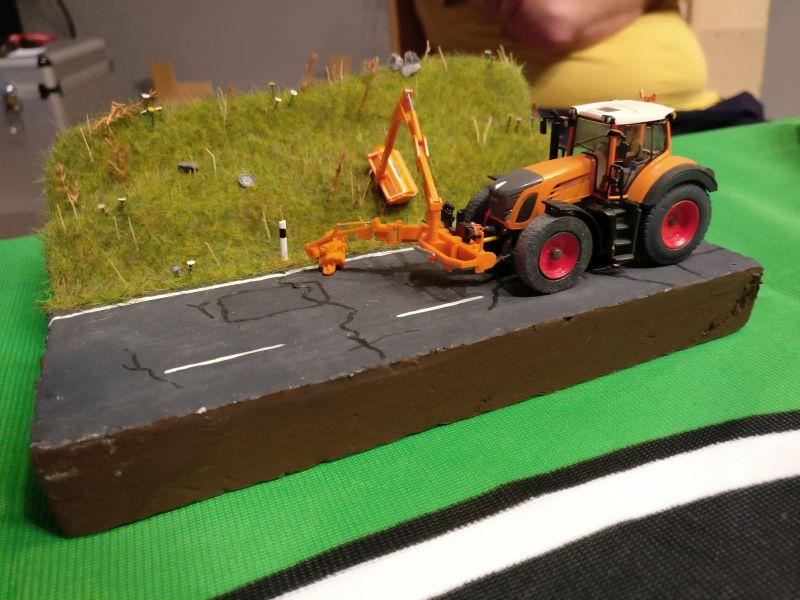 Landwirtschaftliche Fahrzeuge von Sven Udo Henschel
