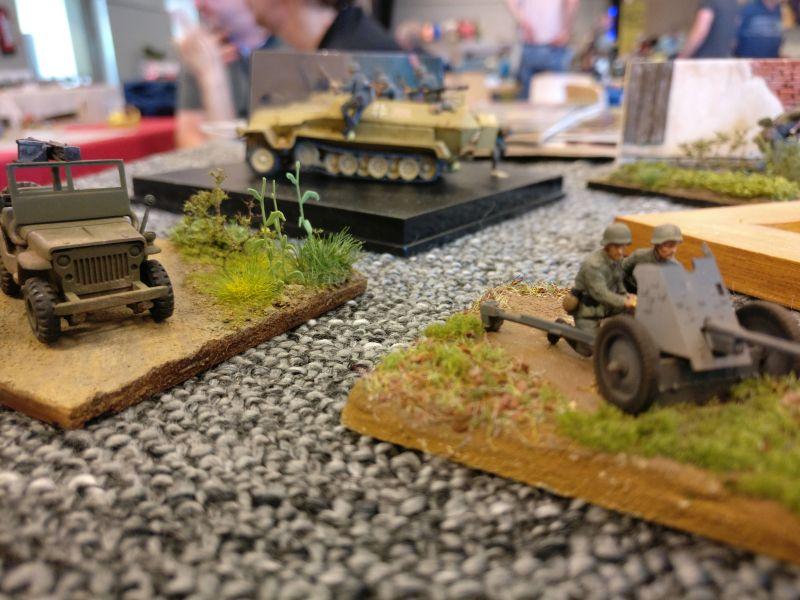 Militärmodellbau