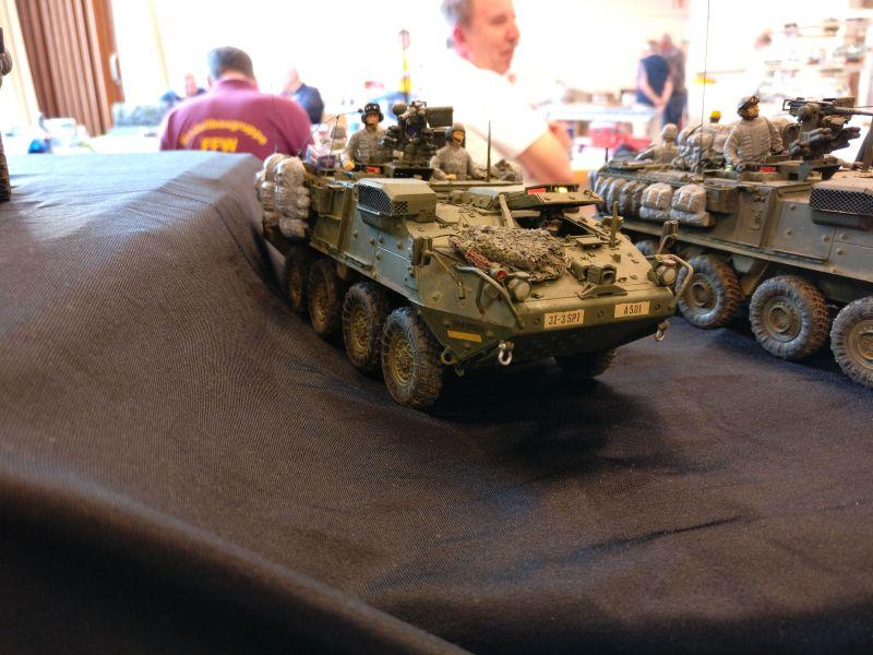 Militärmodellbau Karl-Heinz und Klaus David