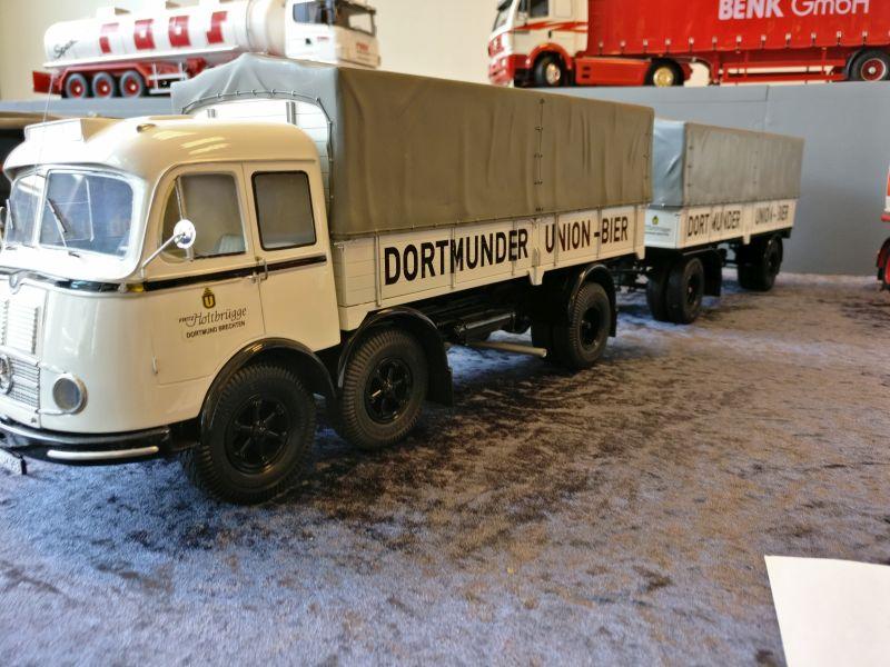 Lkw-Modelle von Bernhard Albrecht von Werkstatt87