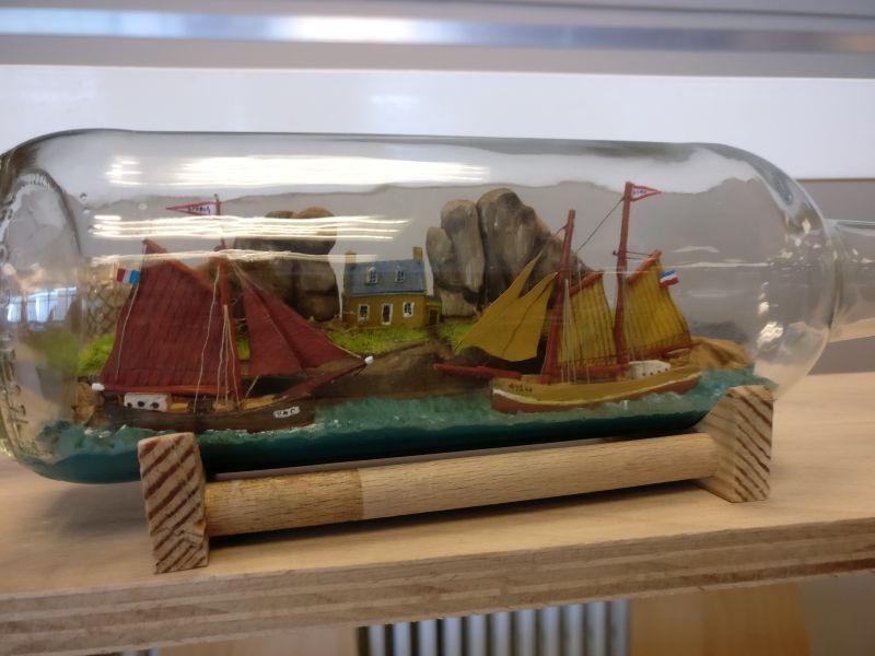 Buddelschiffe von Roger Histel