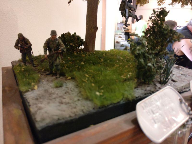 Modelle des MBC Camouflage
