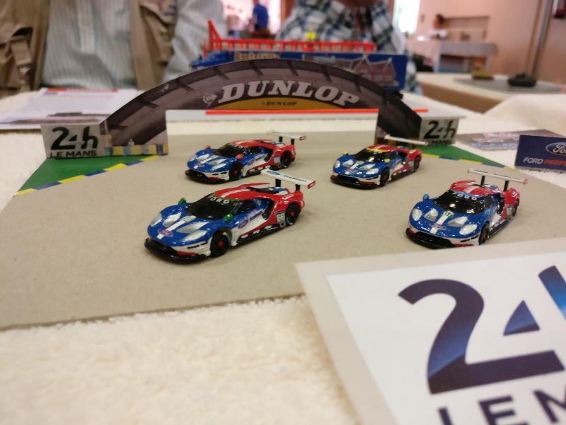Kleinstmodelle von Lkw im Maßstab 1:700 und 1:1000 von E. Welz