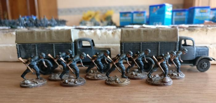 Schützen-Regiment 1: PBI hinterläßt Spuren