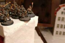 Styrodur-Workshop bei den Asgards