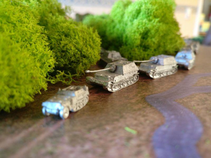 """Die schwere Panzerjägerkompanie mit Jagdpazer VI """"Elefant"""""""