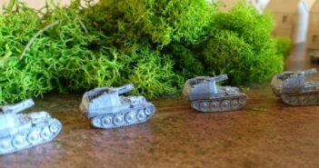 Schlacht um Bastogne: Order of Battle und Szenario