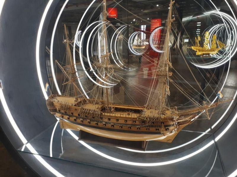 Foto aus dem Technikmuseum Berlin. (Besuchsbericht Kai Menzel)