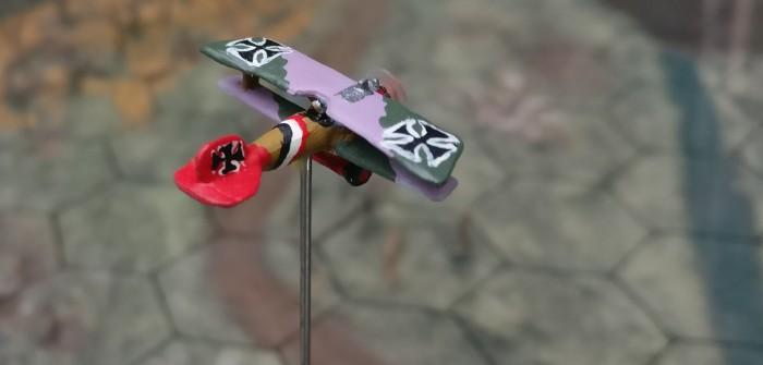 Canvas Eagles : Luftschlacht über Flandern im Maßstab 1:300