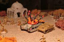 Paper Tigers #11: Explosion von gepanzerten Fahrzeugen
