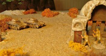 Paper Tigers #12: Bewegungsweite der Infanterie