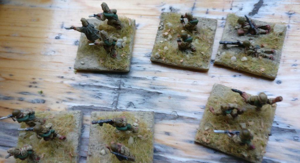 Die japanischen Verluste auf Wake Island nehmen zu.