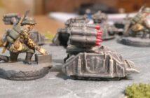 """Sd.Kfz. 309 """"Assel"""": Vater von Space Marine Rhino, Whirl-Wind und Land Raider?"""