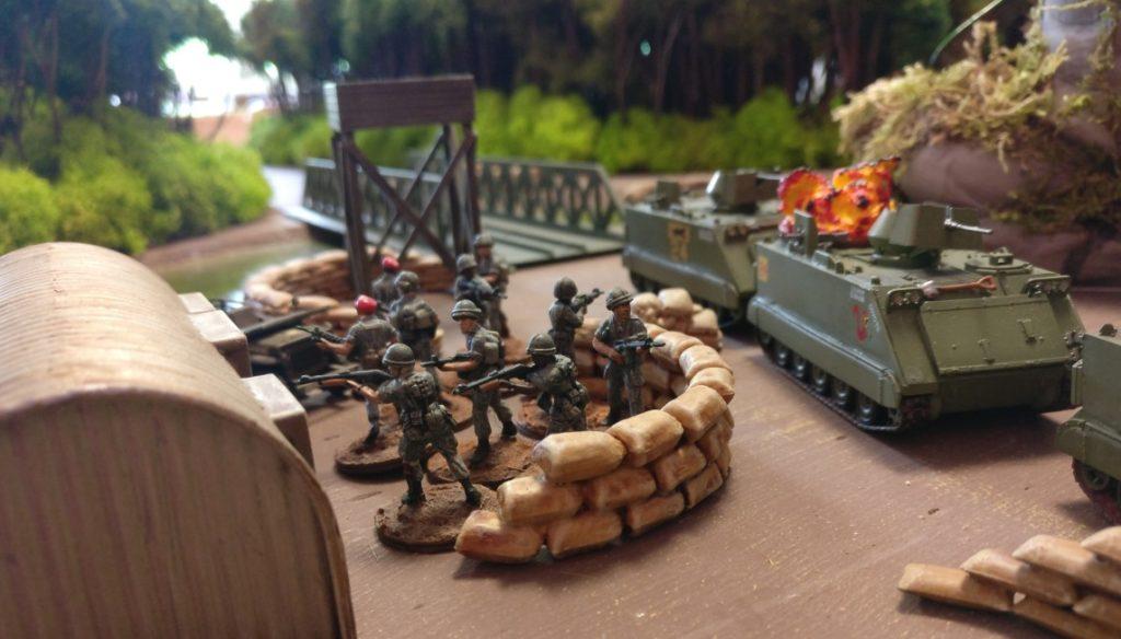 """Spieltische """"Vietnam 69"""" und """"Jagd nach dem Schatz des Ho-Chi-Minh"""" auf der Table Topia in Aschaffenburg"""