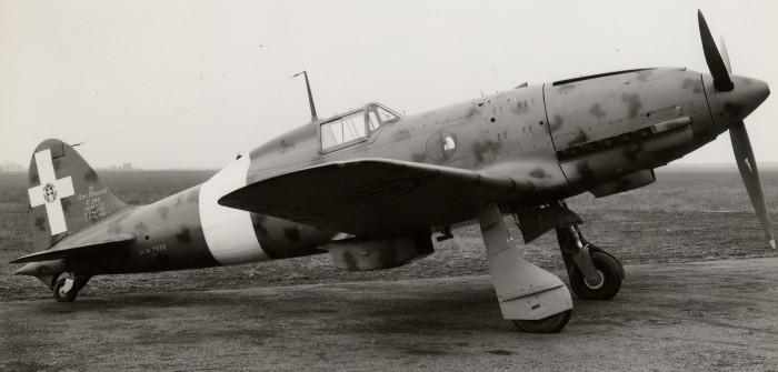 Macchi MC. 202 Folgore: Italiens überlegener Jäger