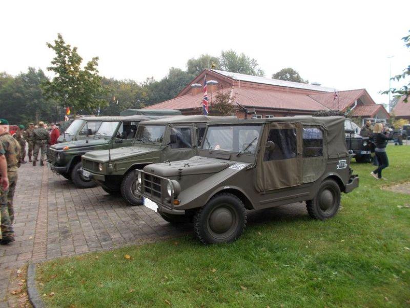 Fotos / Bilder vom 9. Militärfahrzeugtreffen der RK Boke-Dellbrück am 23.09.2017