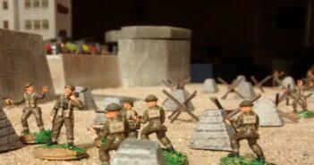 Paper Tigers #25: Panzersperren
