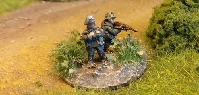 Blitzkrieg, 2. Akt