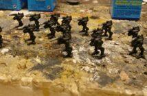 EPIC Valkyren/Assault-Walker: vier Squads Kampfkrähen entstehen
