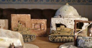 Pimp my ride: Panzer und Kfz für die PBI-DAK-Army