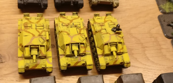 Unboxing Bestellonkel: lange ersehnter Nachschub für die 15mm Sturmi Army