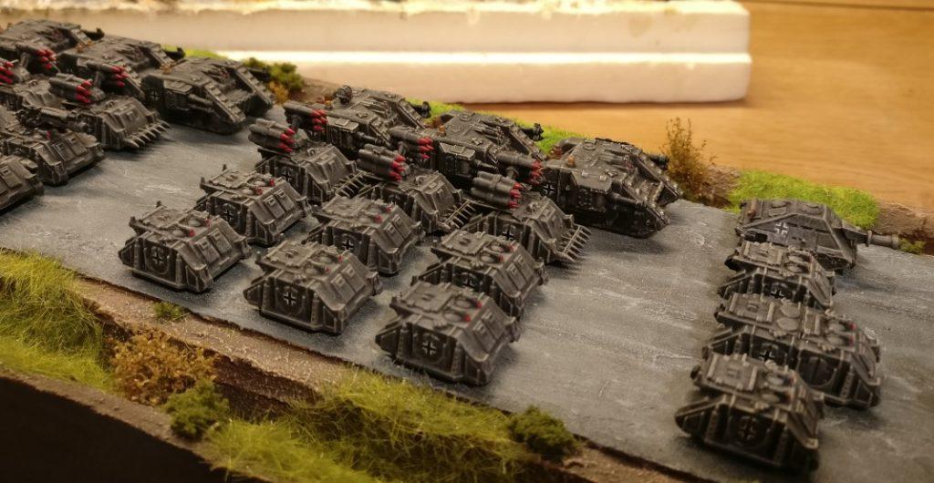 Der 1.Zug der 3.Kompanie / Pionier-Bataillon 37