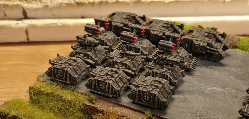 Der 3.Zug der 3.Kompanie / Pionier-Bataillon 37
