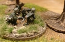 Support-Teams für Sturmis 15mm-Armee