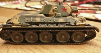 Dragon Armor 60473 T-34/76 Mod. 1941: langsam wächst die Rote Armee