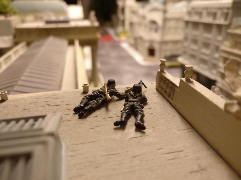 Ein paar MG-Schützen...