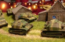 TKS Tankette mit 20mm Kanone von First to Fight