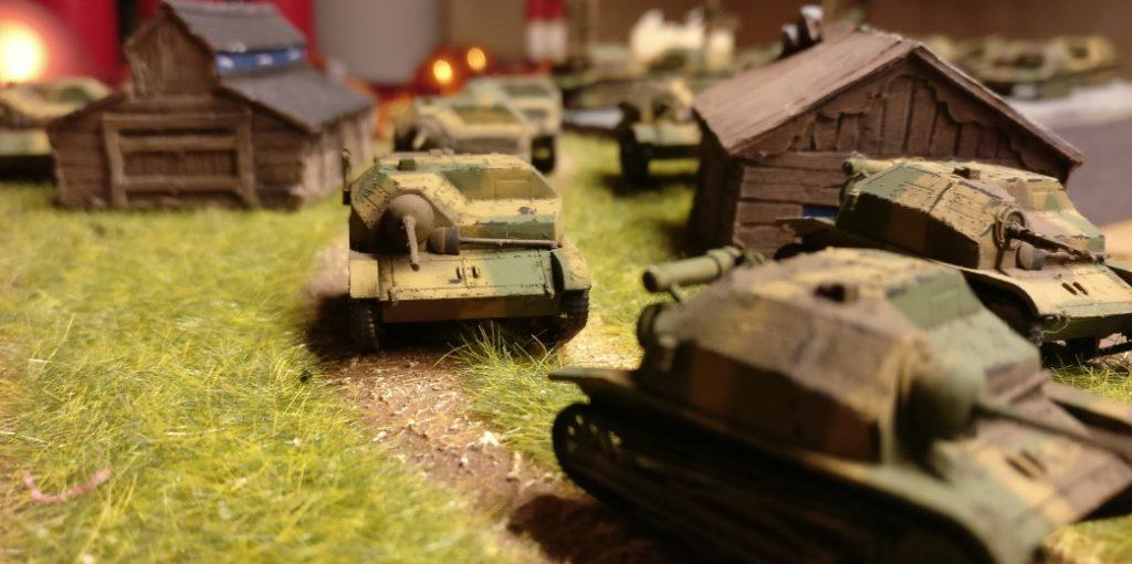 Details zum Tarnschema: Wrzesien 1939: TKS z działkiem 20mm First to Fight (PL001)