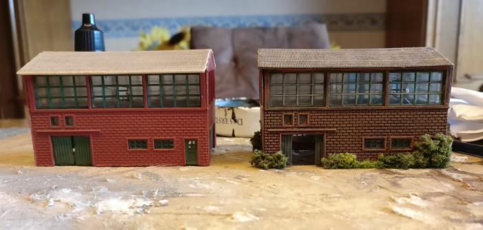 Zweite Fabrikhalle für 6mm-Spielplatten