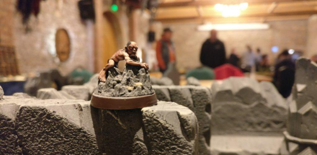 Die Minen von Moria: Herr der Ringe Table-Top auf der Szenario 2018