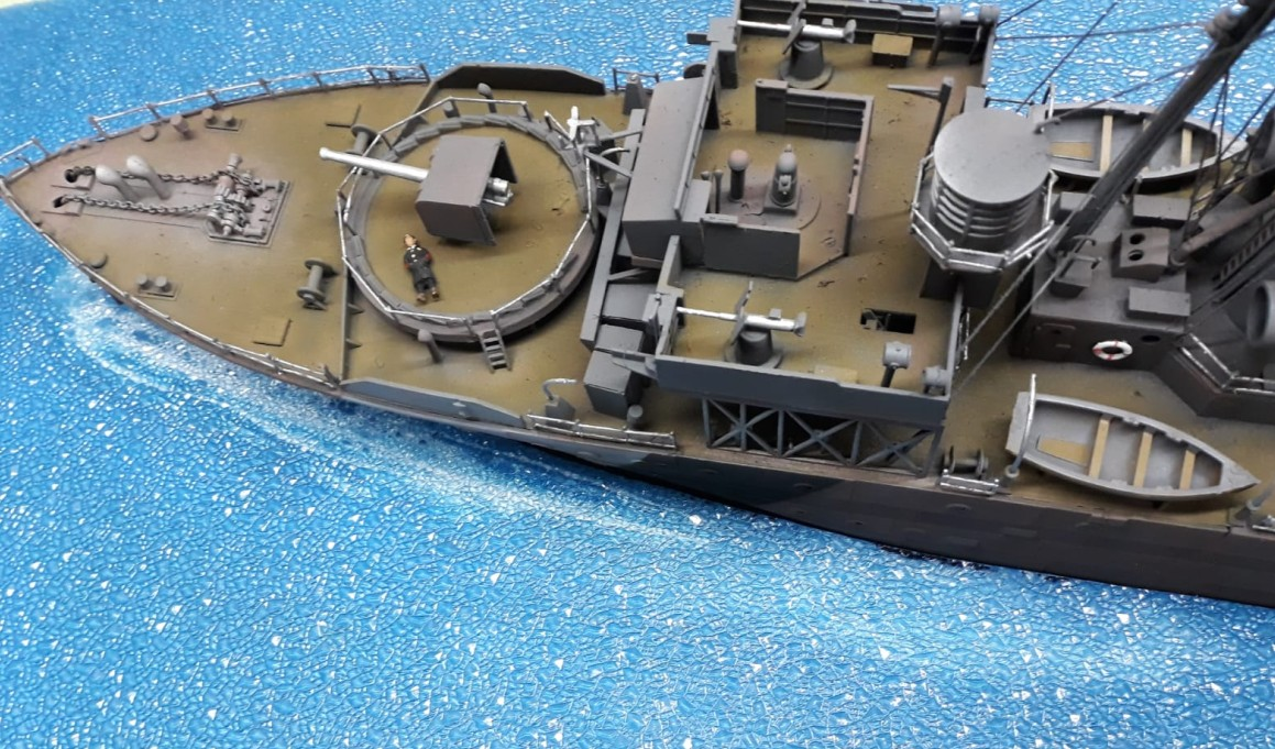 """Die """"Bluebell"""" auf dem Tag der Marine in Nilkheim."""