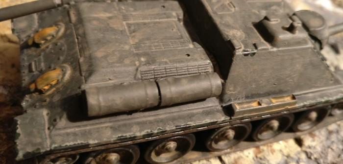 Armourfast SU-85 Tank Destroyer ( Nr. 99020 ): Ein Versuch der Rettung