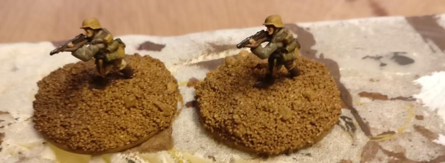 Die beiden Sniper...