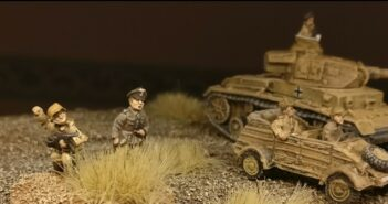Panzergrenadier-Regiment 104: 15mm-Minis für PBI