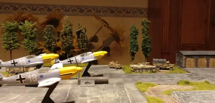 Paper Tigers #35: Luftunterstützung anfordern