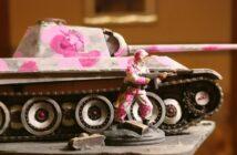 Iron Fist: 30 Pink Warriors @ Tactica