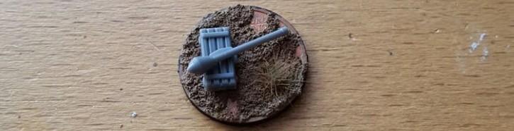 Panzerfaust und Munitionskiste
