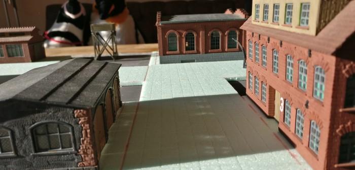 Roter Oktober #32: Planung des Industriekomplex