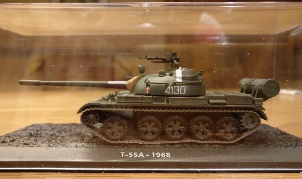 Atlas T-55a 1968