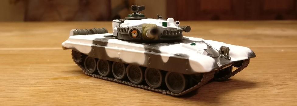 Atlas T-72 M1 1983