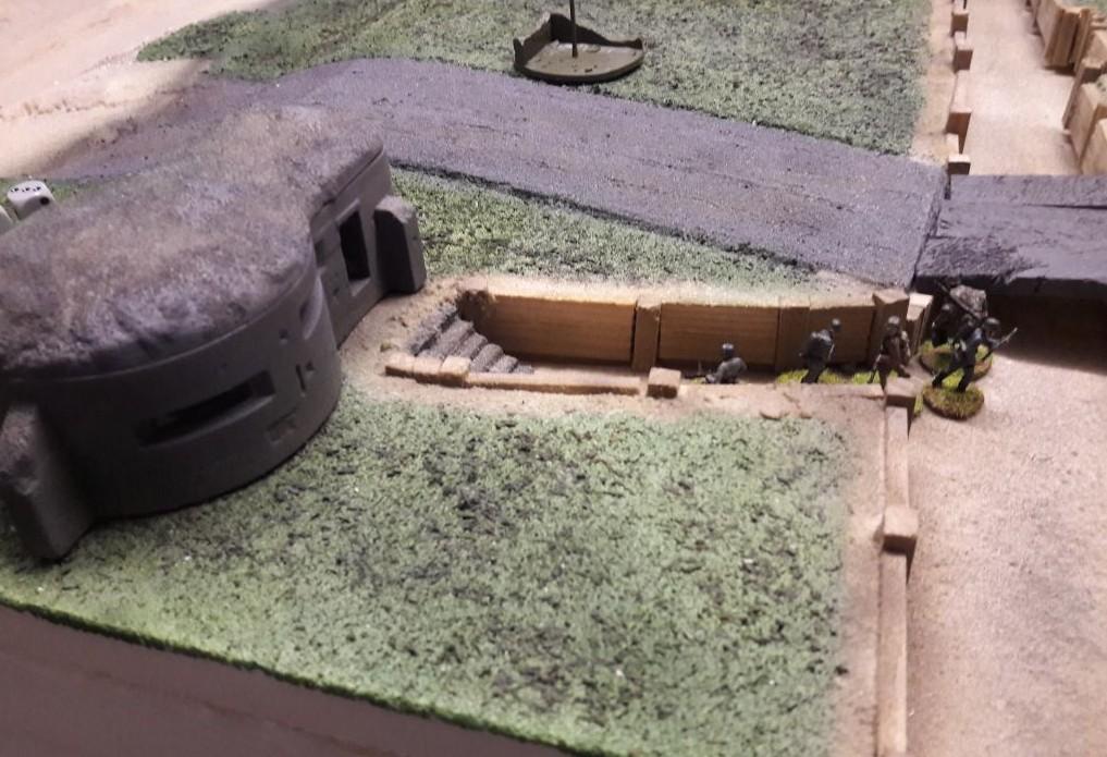 Ab in den Bunker !!!