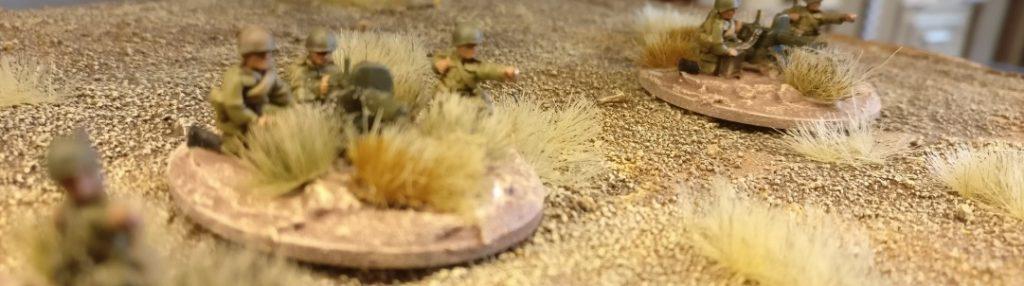 Hier nochmal ein anderes Maxim-MG-Team der 43. Armee.