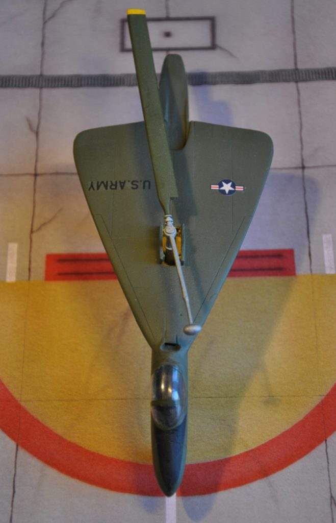 Sikorsky arbeitete bis 1955 an der XV-2, aber die Realisierung überstieg die damaligen Möglichkeiten der Technik. Daher stellte die U.S. Army das Projekt ein.