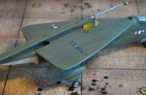 Sikorskys verrückter Flieger: Die Sikorsky XV-2 (S-57) im Modell von Arnigrand