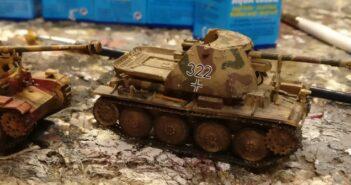 Marder III Ausf. H (Sd.Kfz. 138): 1. Akt