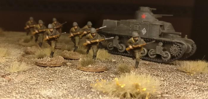 Revell Set 02510 Soviet Infantry: I. Akt